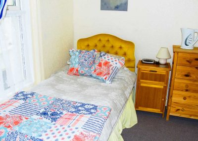 Elm single bedroom - Ad Astra Guesthouse
