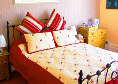 Holly double bedroom at the Ad Astra Guesthouse