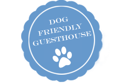 We're a dog friendly guesthouse