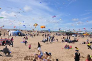 #kites, #lythamstannes,#internationalkitefestival